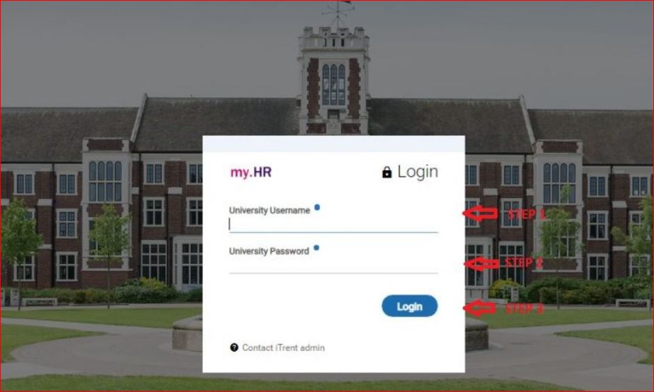 My hr Loughborough University